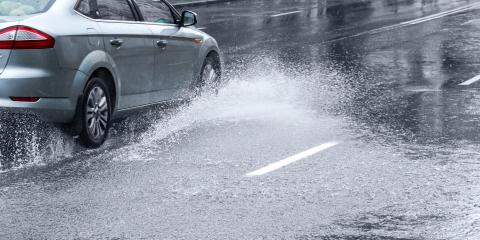 How To Prevent Hydroplaning, Meriden, Connecticut