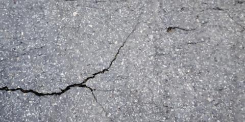 3 Reasons Your Asphalt Pavement Is Cracking, Walden, New York