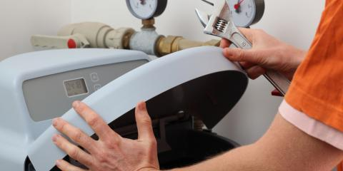 Plumbing Experts Explain the Advantages of a Water Softener, Lincoln, Nebraska