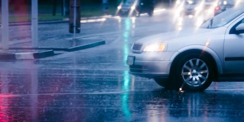 4 Tips for Driving in the Rain, Dothan, Alabama