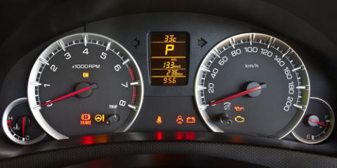 Local Vehicle Service Center Explains What Your Dashboard Warning Lights Mean, High Point, North Carolina