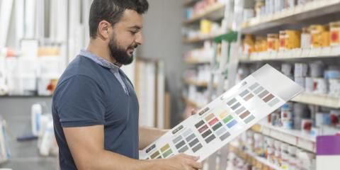 The Psychology of Paint Colors in Retail Stores, Fairbanks, Alaska