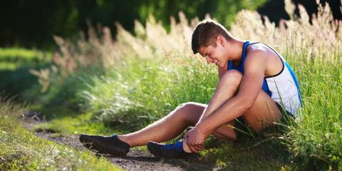 5 Tips From a Foot Specialist on Ankle Sprain Recovery, Fairview Park, Ohio