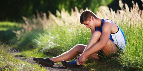 How to Care for a Sprained Ankle, Wayne, New Jersey