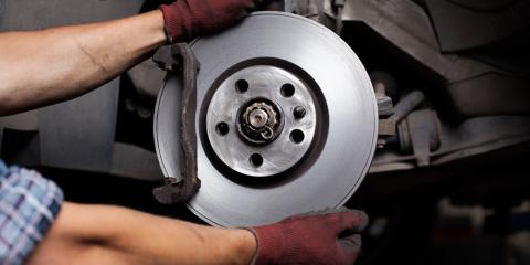 3 Types of Car Brakes & How to Maintain Them, Onalaska, Wisconsin