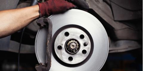 3 Signs You Need Brake Repair, Anchorage, Alaska
