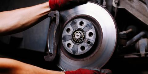 Auto Repair Experts Highlight 5 Signs You Need to Replace Your Brake Pads, Thomasville, North Carolina