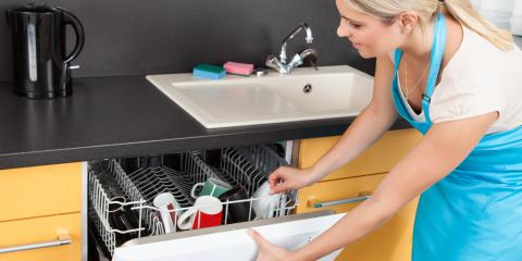 3 Common Dishwasher Issues to Look For, Radcliff, Kentucky