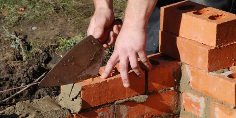 3 Signs You Need Repairs From a Brick and Stone Contractor, Independence, Kentucky