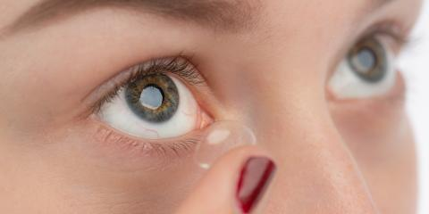 What Are the Different Types of Contact Lenses?, Tulsa, Oklahoma