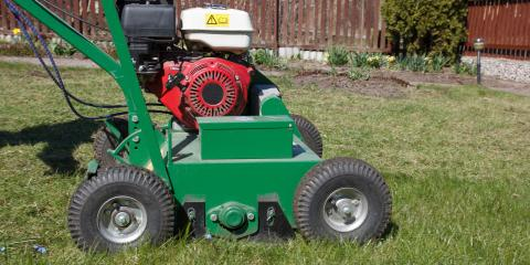 Why Is Lawn Aeration So Important?, Cincinnati, Ohio