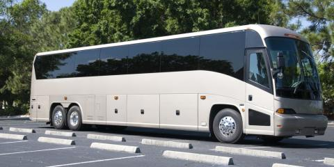 Top 3 Reasons to Book a Charter Bus for Group Travel, Clifton, New Jersey
