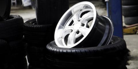 5 Effects of Upsized Wheels & Tires on Your Vehicle, Anchorage, Alaska