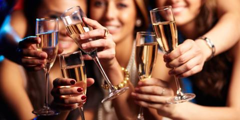 How to Pair Champagne With Different Types of Food, Manhattan, New York