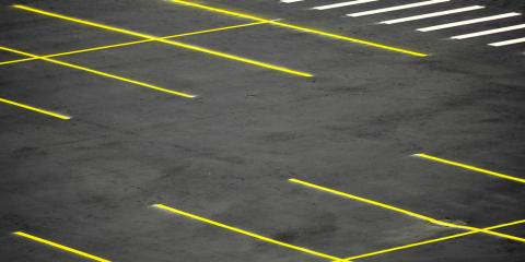 Pavement Markings to Include on Your Parking Lots, Koolaupoko, Hawaii