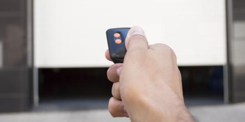 4 Incredible Benefits of Garage Door Openers, Concord, Missouri
