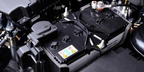 5 Factors That Can Drain Your Car Battery, Stafford-Missouri City, Texas