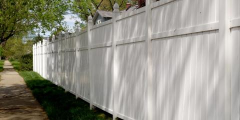 4 Tips for Keeping Your Vinyl Fence in Prime Condition, Spencerport, New York