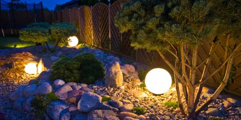 3 Benefits of Landscape Lighting, Columbia, Missouri
