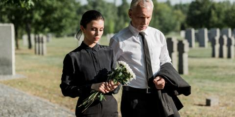 A Guide to the Main Components of a Funeral, Greece, New York