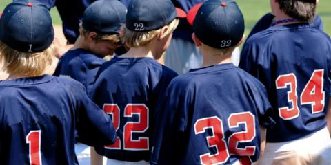 4 Benefits of Ordering Custom T-Shirts for Your Little League Team, Acworth-Kennesaw, Georgia