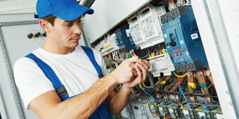 What's the Difference Between an Electrical Contractor & an Electrician?, High Point, North Carolina