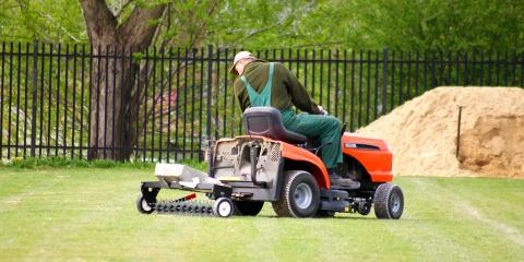 How to Choose a Lawn Mower for Large Properties, Homer, Alaska