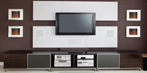 3 Ways to Hide Ugly Wires From Your Flat Screen TV, Kahului, Hawaii