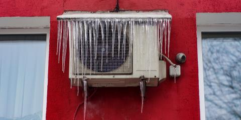 3 Reasons Why Your AC Is Freezing Up, Wyoming, Ohio