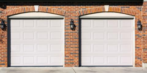 4 Signs You Need New Custom Garage Doors, Creston-Bigfork, Montana