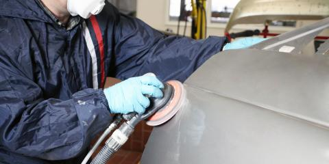 What Are the Benefits of an Auto Body Repair Program?, Greenfield, Minnesota