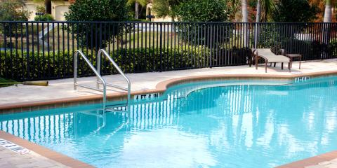 Why You Should Install an Aluminum Fence Around Your Pool, Wymore, Nebraska