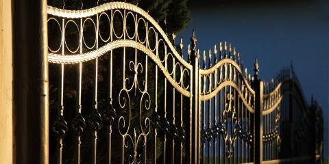 3 Benefits of Ornamental Iron Fences, Clinton, Washington