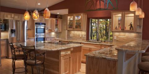 4 Kitchen Counter Top Trends, Crystal, Minnesota