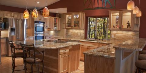 How Granite Is Transformed Into Countertops, Anchorage, Alaska