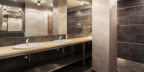 3 Hard-to-Clean Spots in Commercial Bathrooms, Lincoln, Nebraska