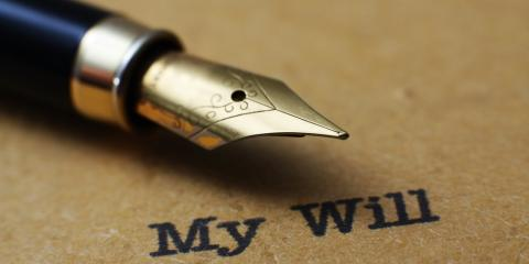 3 Reasons Why Making a Will Is a Must, Lexington-Fayette Central, Kentucky