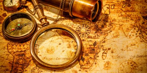 5 Historical Figures Known for Land Survey Expertise, Friday Harbor, Washington