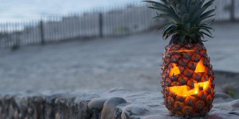 How to Get Festive With Pineapples This Halloween, Honolulu, Hawaii