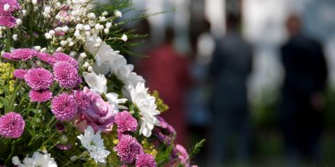 3 Creative Ways to Recycle Funeral Flowers, Cuyahoga Falls, Ohio