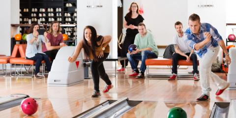 Why You Should Consider Bowling for Your Next Team-Building Activity, Onalaska, Wisconsin