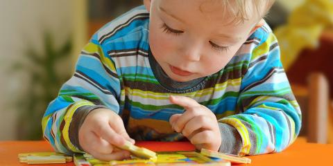 How Puzzles Can Help With Early Childhood Development?, Creve Coeur, Missouri