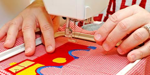How to Stabilize Your Clothing Into a Machine Embroidery Hoop, Kalispell, Montana