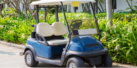 4 Ways to Protect Your Golf Cart From Thieves, Council Bluffs, Iowa