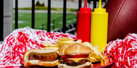 3 Tasty Foods for Your Next Tailgate , Manhattan, New York