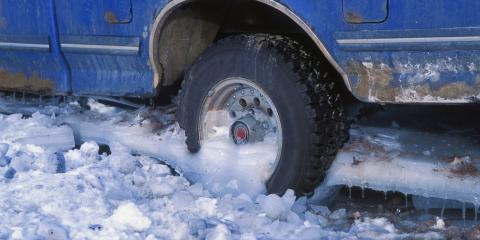 How Getting Unstuck Can Damage the Rear Differential & Other Auto Parts, Louisville, Kentucky