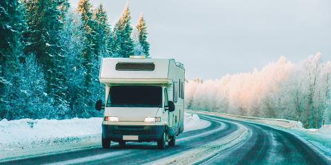 3 Tips to Prep Your Vehicle For Winter RV Storage, Cookeville, Tennessee