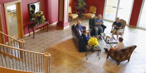 The Best & Worst Residential Flooring Options for Seniors, Wentzville, Missouri