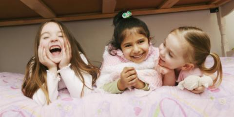 How to Soothe Sleepover Anxiety in Children, Delray Beach, Florida
