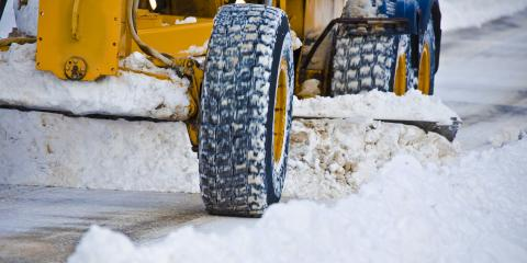 How to Operate Snow Removal Equipment, Evergreen, Montana